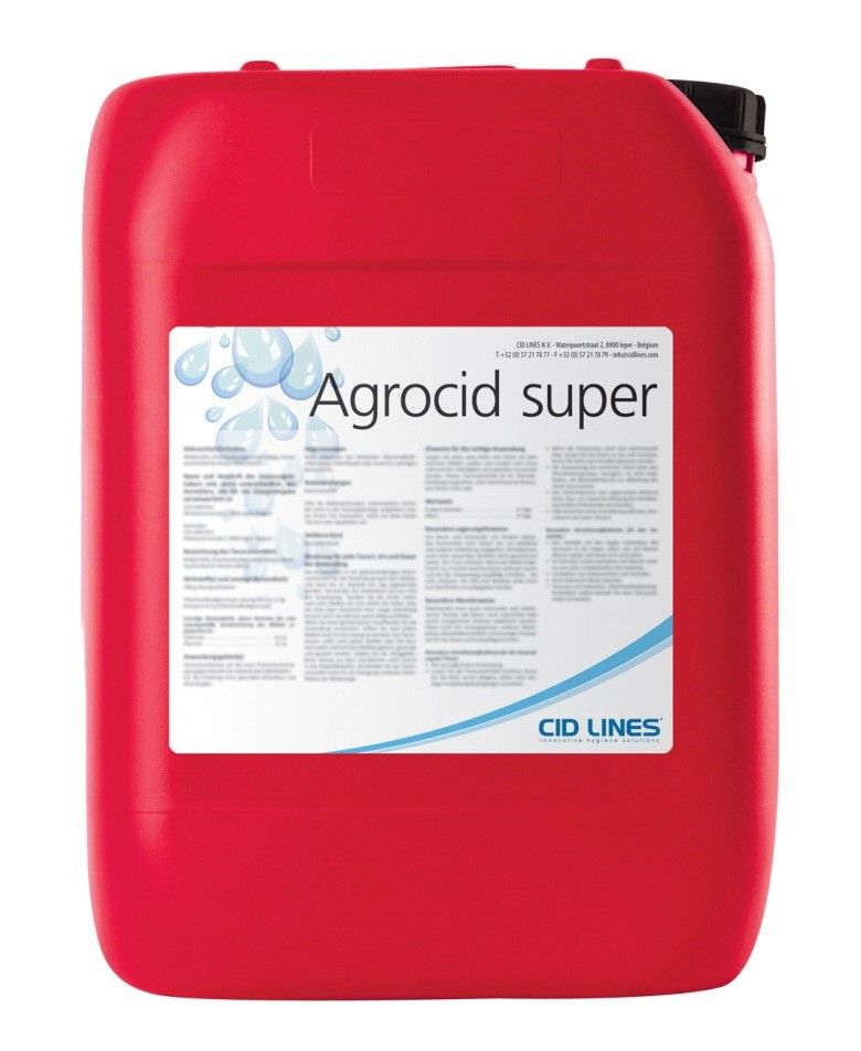 AGROCID SUPER GMP