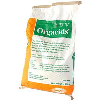 ORGACIDS