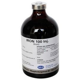 IRON 100 INJ